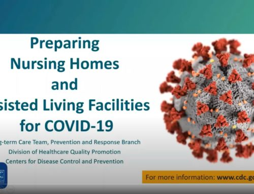 Preparing Nursing Homes and Assisted Living Facilities for COVID-19